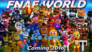 Download Lagu FNAF World OST - Battle Theme and Ice Cave! mp3