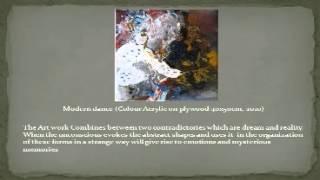 د. محسن عطيه - Mohsen Attya-Expressive abstractions-2 Thumbnail