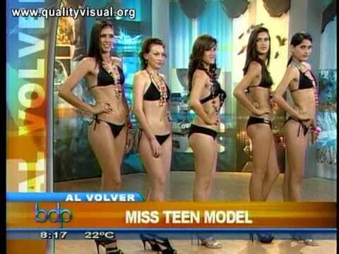 Miss Teen Model Perú 2011 - Inscripciones - MARINA MORA