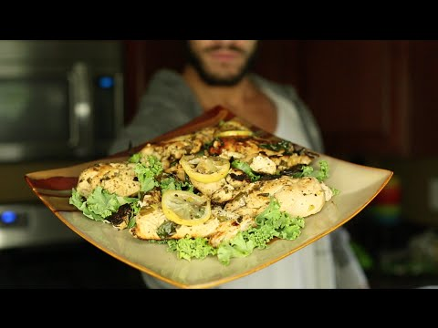 Healthy Meal Prep Options: Lemon Pepper Chicken