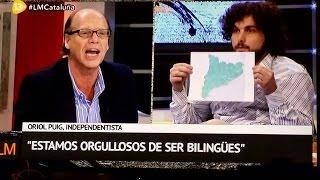 """Intervenció a """"La Marimorena"""" de 13tv parlant del #27s"""