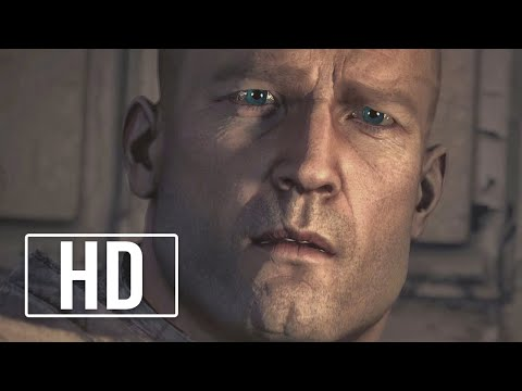 Blazkowicz Finds Out The USA and Allies Lost WW2 (Wolfenstein: The New Order) HD |