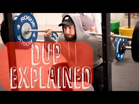 PROGRAM FOR POWERLIFTING | DAILY UNDULATING PERIODIZATION