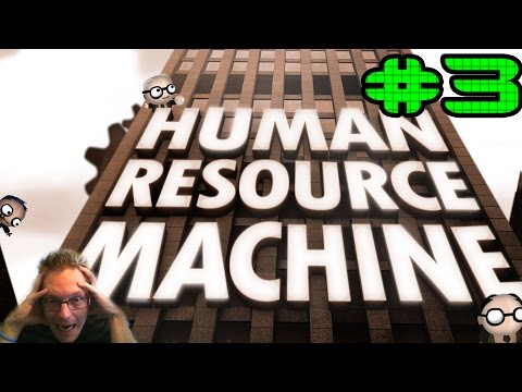 Human Resource Machine #3 |  Solve this Solve that