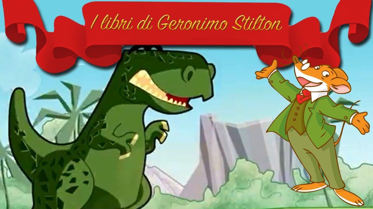 Geronimo Stilton Arrivano I Preistotopi Booktrailer Youtube