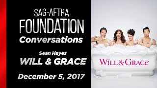 Conversations with Sean Hayes of WILL & GRACE