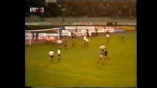 Partizan 2 - Hajduk 3 (28.10.1981.) 1/2