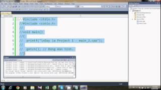 Video Lập trình C/C++ - Các thao tác căn bản trên Visual Studio download MP3, 3GP, MP4, WEBM, AVI, FLV April 2018