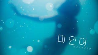 [틱톡인기 중국노래] 미인어 (美人魚, 메이런위) - Priscilla Abby (蔡恩雨, 차이언위) / 가사해석, 번역, 병음, 발음