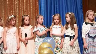 Slavic Christian Academy - 2018 graduation ceremony