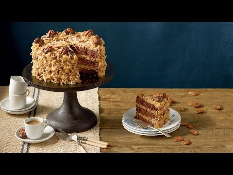 Mama's German Chocolate Cake | Southern Living