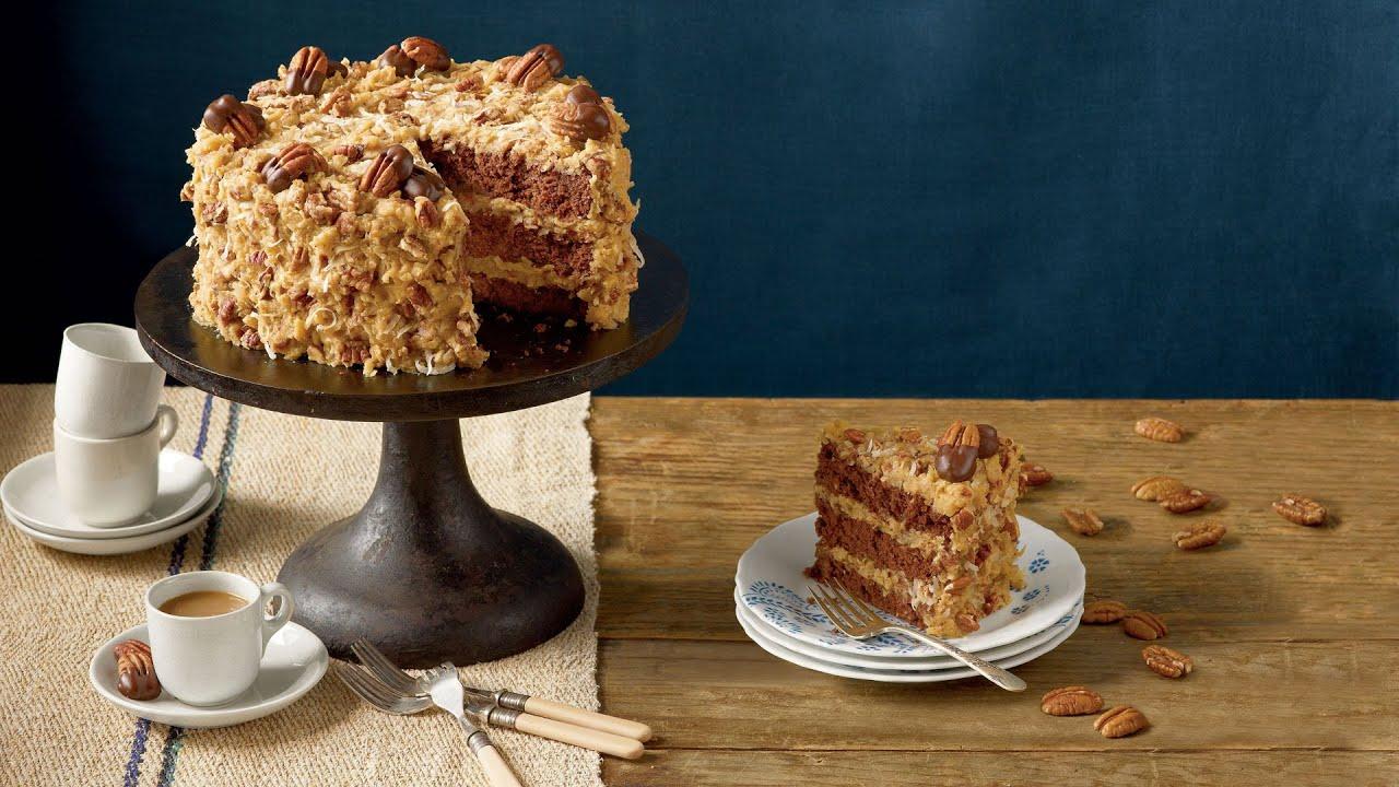 Baker s german sweet chocolate pound cake recipe