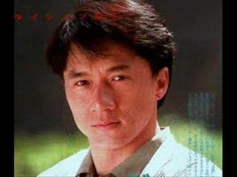 Best Singer-Jackie Chan