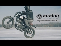 Analog Motorcycles - Royal Scrambler ON ICE