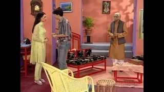 Gujarati Hilarious Drama - Patta Ni Jod - Part 7 Of 12 - Sanat Vyas - Chitra Vyas