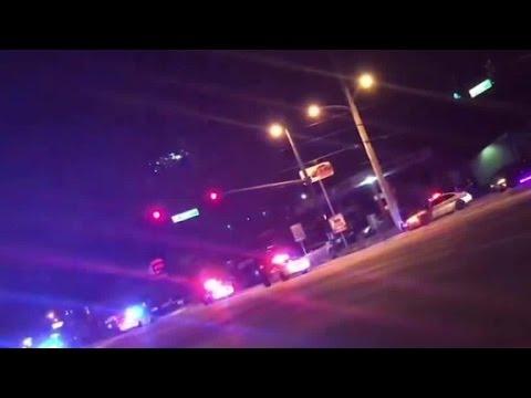 Orlando Nightclub Shootout Caught On Camera