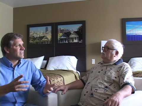 Futurist & US Presidential Candidate Zoltan Istvan Interviews His Father
