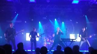 Leprous - Chronic 01.11.2014 Edinburgh The Liquid Room