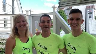 Team Ninja Warrior: So trainiert Familie Leiber aus Steinheim