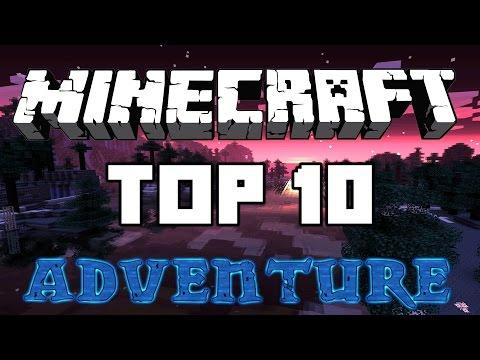 Top 10 Minecraft Adventure Maps 2017 (Free Download!)