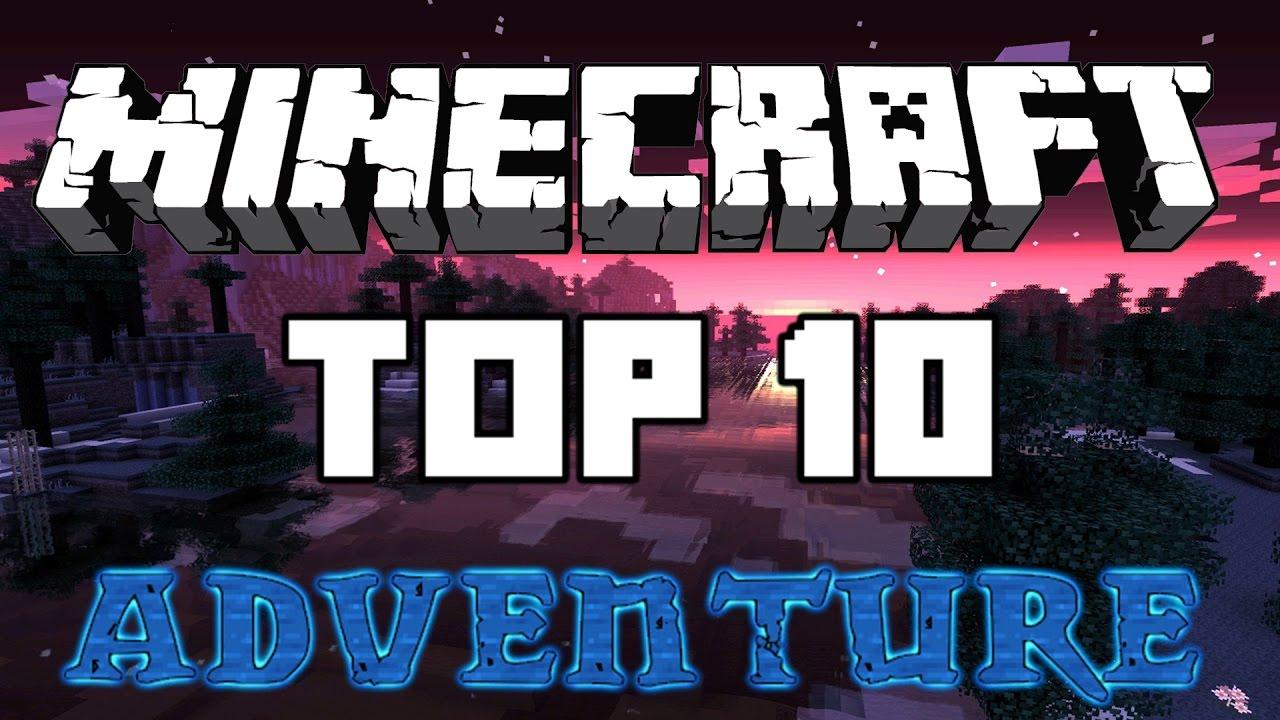 Top 12 Minecraft Adventure Maps 12 (Free Download!)
