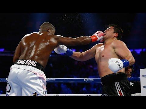 Luis Ortiz vs Derric Rossy Highlights - Ortiz vs Rossy Highlights (Promo)