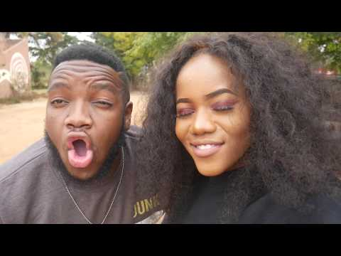 VLOG 2 The Two Extremes of Zimbabwe (THE GHETTO) Part 1