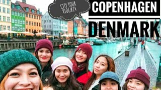 City tour-Copenhagen Denamrk🇩🇰 /Vlog#24/ Travel Vlog