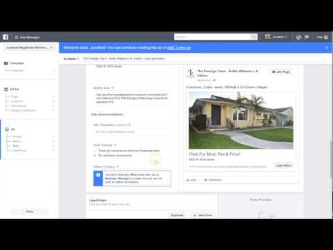 TECH CORNER - KW LA Harbor - FB Ads