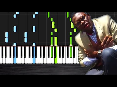 OMI - Cheerleader - Piano Cover/Tutorial by PlutaX - Synthesia