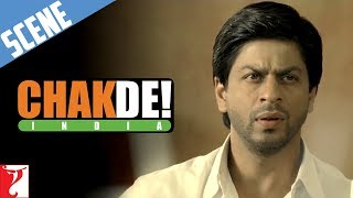Hockey Team - Fighting Scene - Chak De India
