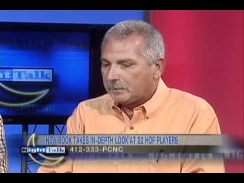 Pigskin Dreams Todd Kalis & Dr Steve Below Interview by Ellis Cannon on PCNC, Pittsburgh