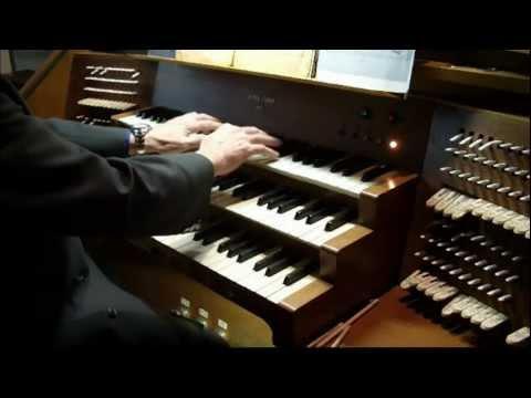 Johann Sebastian BACH  Concerto G-Dur  Satz-Grave-Presto BWV 592