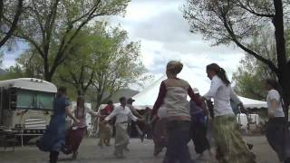 """KOL HAMESAMEACH"" Dance - Yossi Piamenta - Wedding/War Dance"