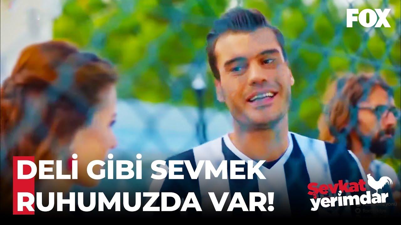 Kimse Şevkat'in Beşiktaş Sevgisini Sorgulamasın! - Şevkat Yerimdar Özel Sahneler