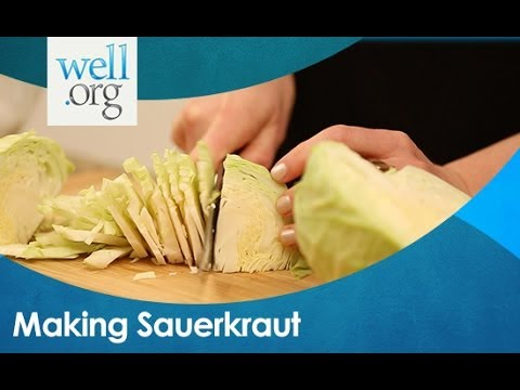 Heal the Gut with Sauerkraut (Easy-To-Follow Recipe from Summer Bock)