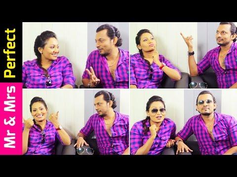 Dananjaya Siriwardana & Shashini Siriwardana with Starfriends Mr & Mrs Perfect [Episode 02]