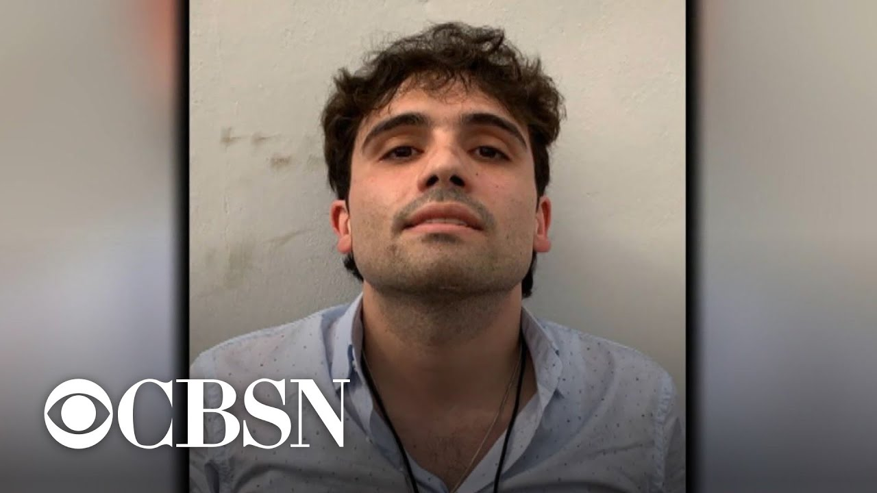 El Chapo's son captured, then released during shootout in Mexico - YouTube
