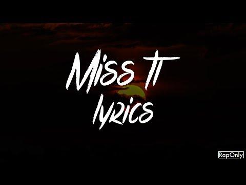 Three Guests - Miss It (Lyrics - Lyric Video)