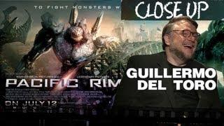 Guillermo del Toro habla de TITANES DEL PACÍFICO