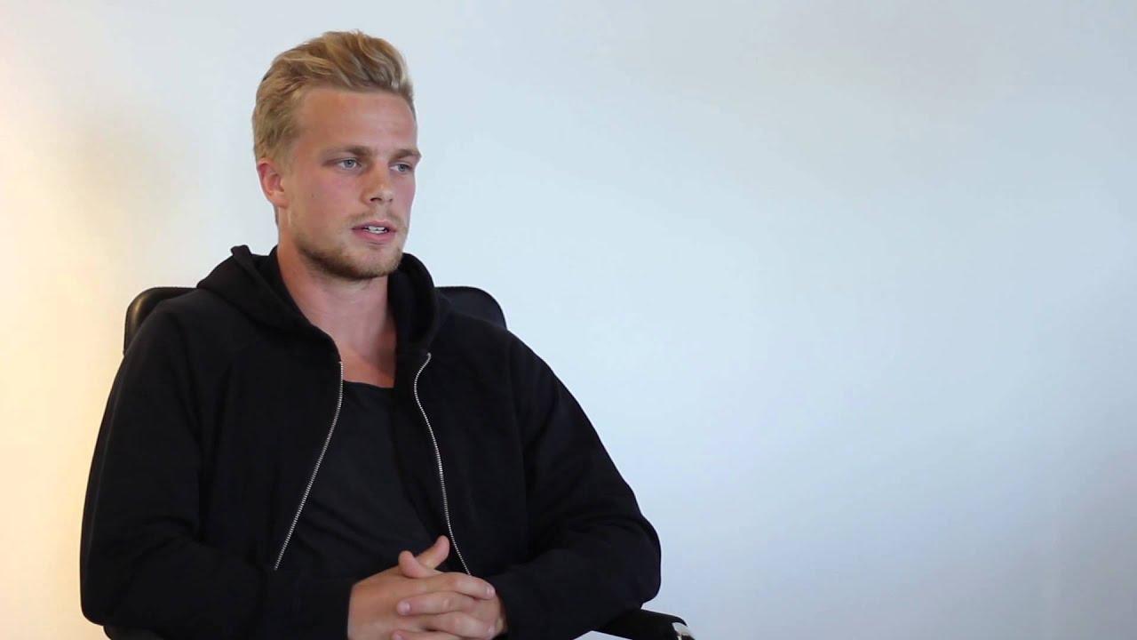 Intervju med Oscar PTs kund, Emil Berger, BK Forward