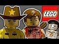Lego The Walking Dead Cgi Film