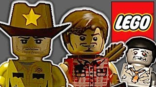 Repeat youtube video Lego THE WALKING DEAD - CGI film