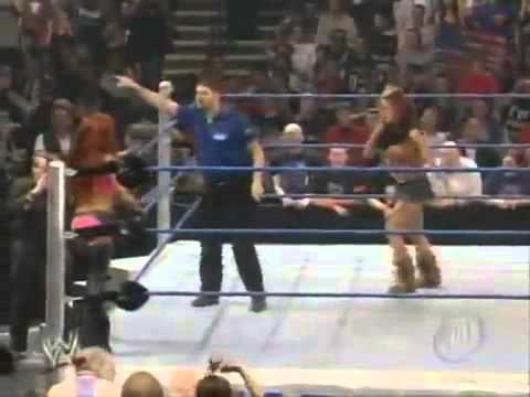 SD 25 11 05 Christy Hemme vs Melina