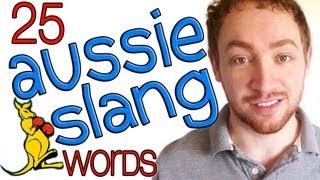 25 Aussie Slang Words