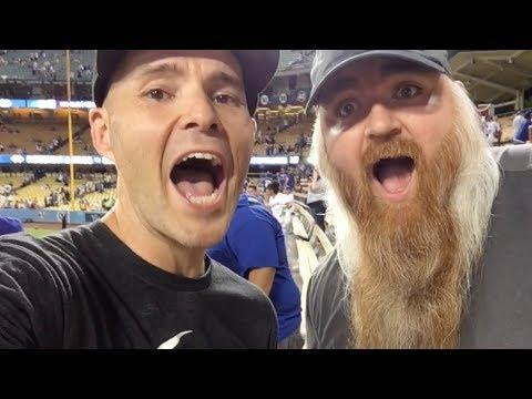 VLOG #8 -- World Series in Los Angeles