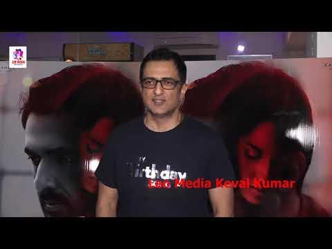 Sanjay Suri, Nora Fatehi At Special Screening Of Film My Birtday Song