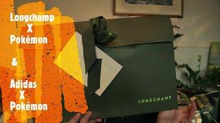 Longchamp X Pokemon   Adidas P…