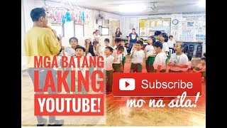 A day in ma-Life: Birthday Party ni Kulot || 5thVlog