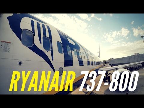 FLIGHT REPORT / RYANAIR 737-800 / MARSEILLE - NANTES